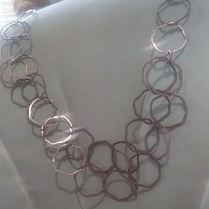 Jewelry - Solid copper necklace!